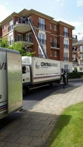 Central Moves can help with those very large items of furniture