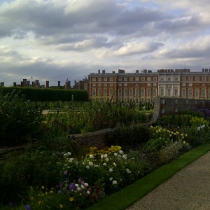 ML & Hampton court 082