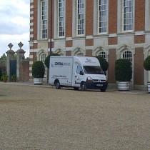Moving Hampton Court Palace