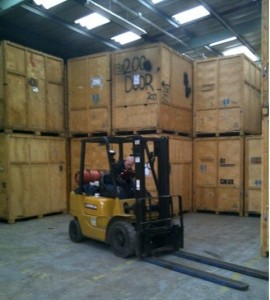 Furniture Storage London