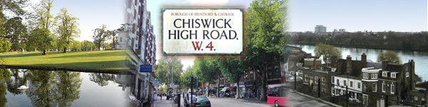 Removals Chiswick W4