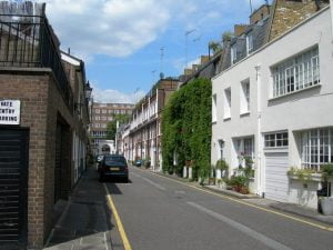 Removals stanhope-mews Fulham