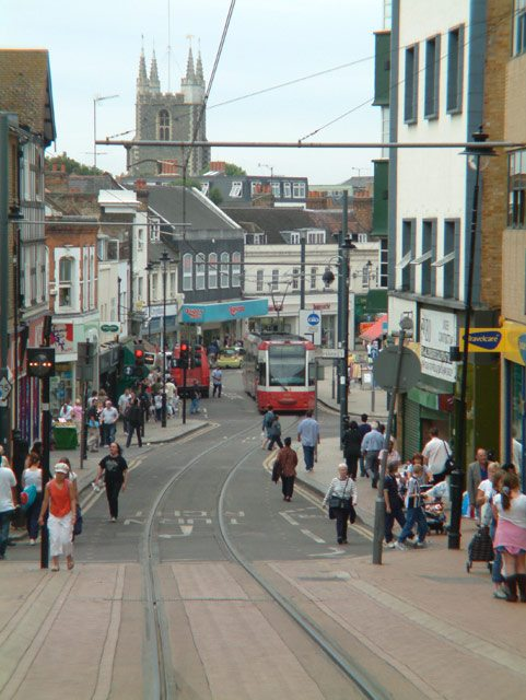 File:South Croydon - High Street - panoramio.jpg - Wikimedia Commons
