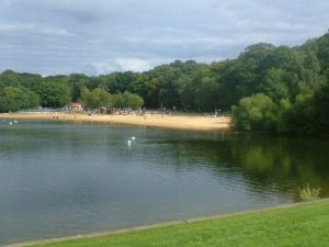 Moving to Ruislip Lido