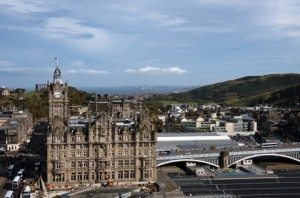 Removals London to Scotland