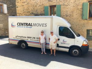 Removals to Avignon France