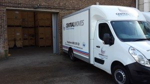 Furniture storage West London Middlesex Surrey