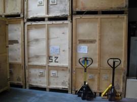 Storage warehouse in Twickenham