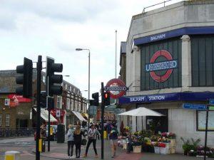 Moving to Balham London