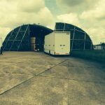 Storage warehouse in Alconbury