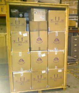 250cuft storage container