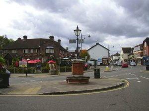 Removals to Bagshot Surrey