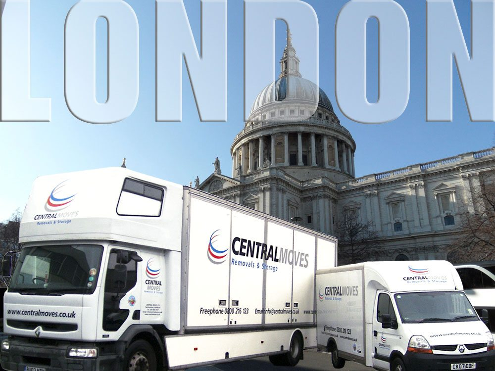 choosing a good removal company in London
