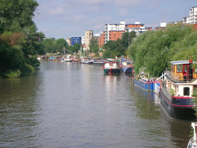 Moving to Chiswick London