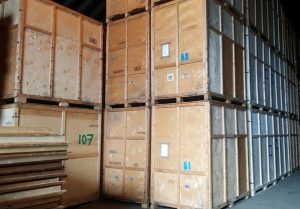 Storage warehouse West London