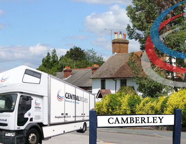 Removals-Camberley