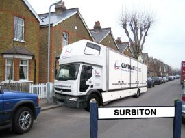 Removals-Company-Surbiton