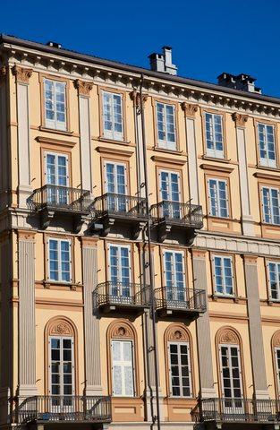 Turin Houses Italy