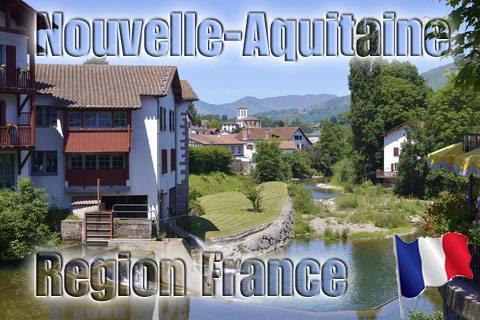 Nouvelle-Aquitaine-France