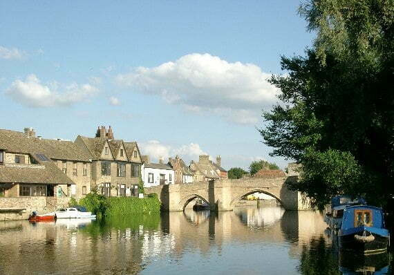 river-great-ouse-at-st-ives-cambs-© Gordon Brown