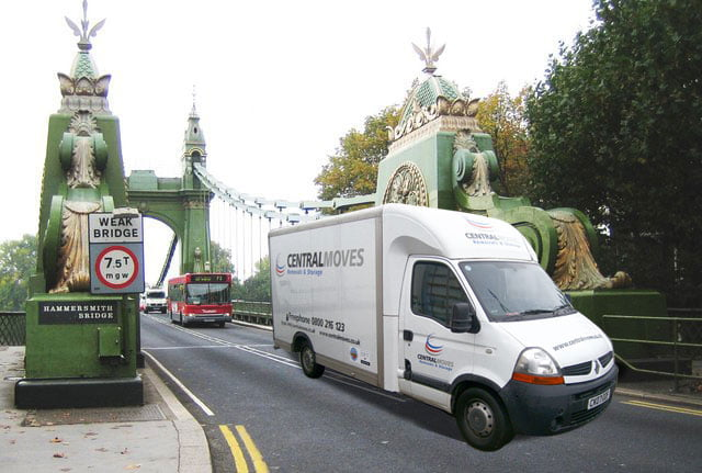 Van-&-Man-Removals-Hammersmith