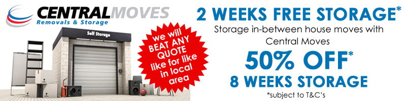 Storage offers