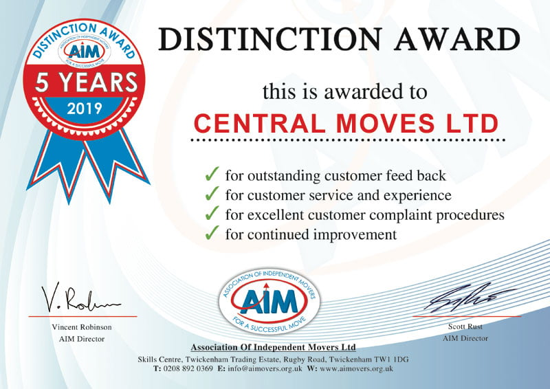 distinction-award-central